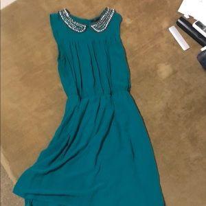Zara Trajaluc Euro S Green Dress